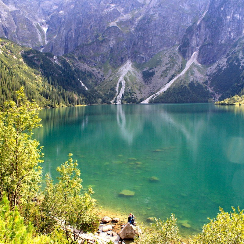 Morskie Oko  - a guide on how to get to Morskie Oko from Zakopane.