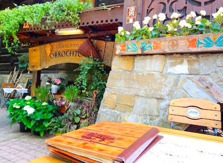 Restaurants Zakopane